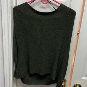 Free people sweater - forest green